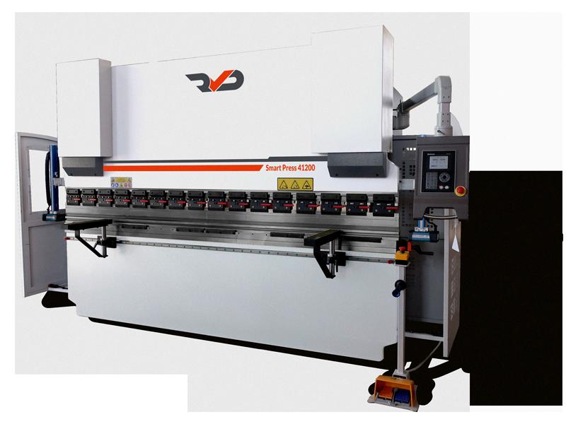 RVD-NC-Hydraulic-Press-Brake