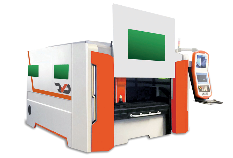 Compact Laser Cutting Machines