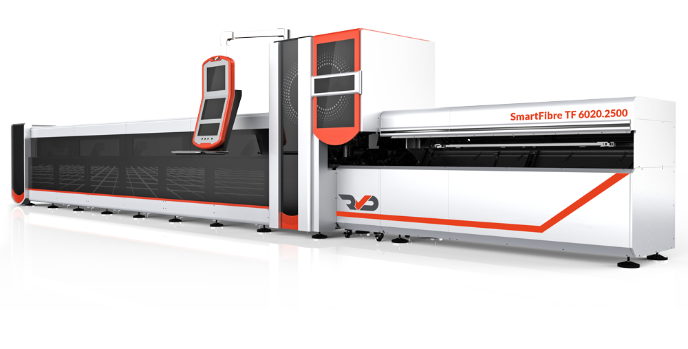 Tube Laser Cutting Machine RVD SmartFibre
