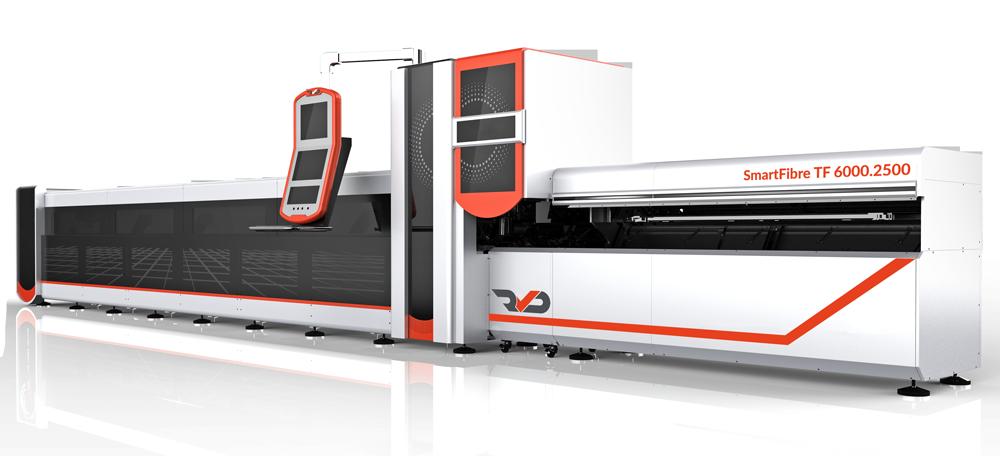 Tube Laser RVD SmartFibre TF