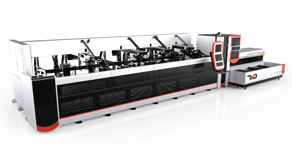 Tube Laser with optional Automated Feed System