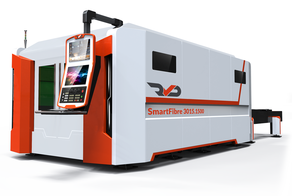 Laser Cutting Machines RVD SmartFibre