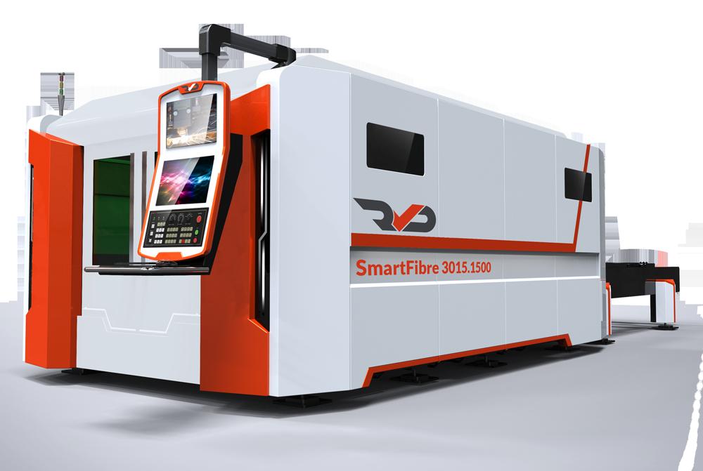 Laser Cutting Machines RVD SmartFibre