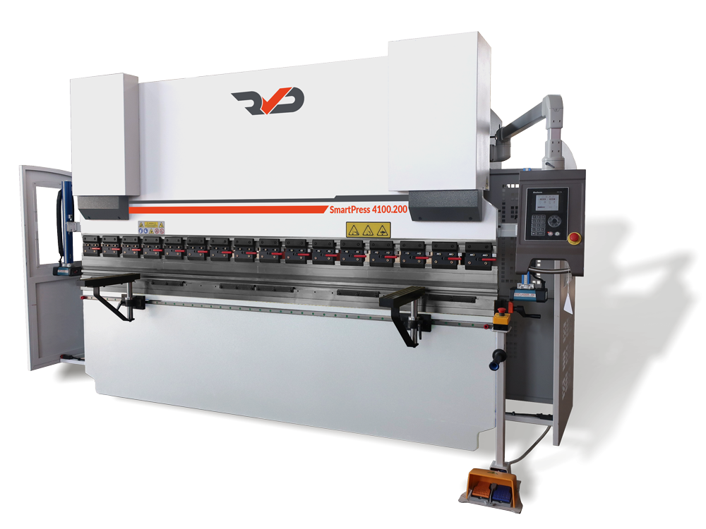 Hydraulic Press Brakes - RVD SmartFibre