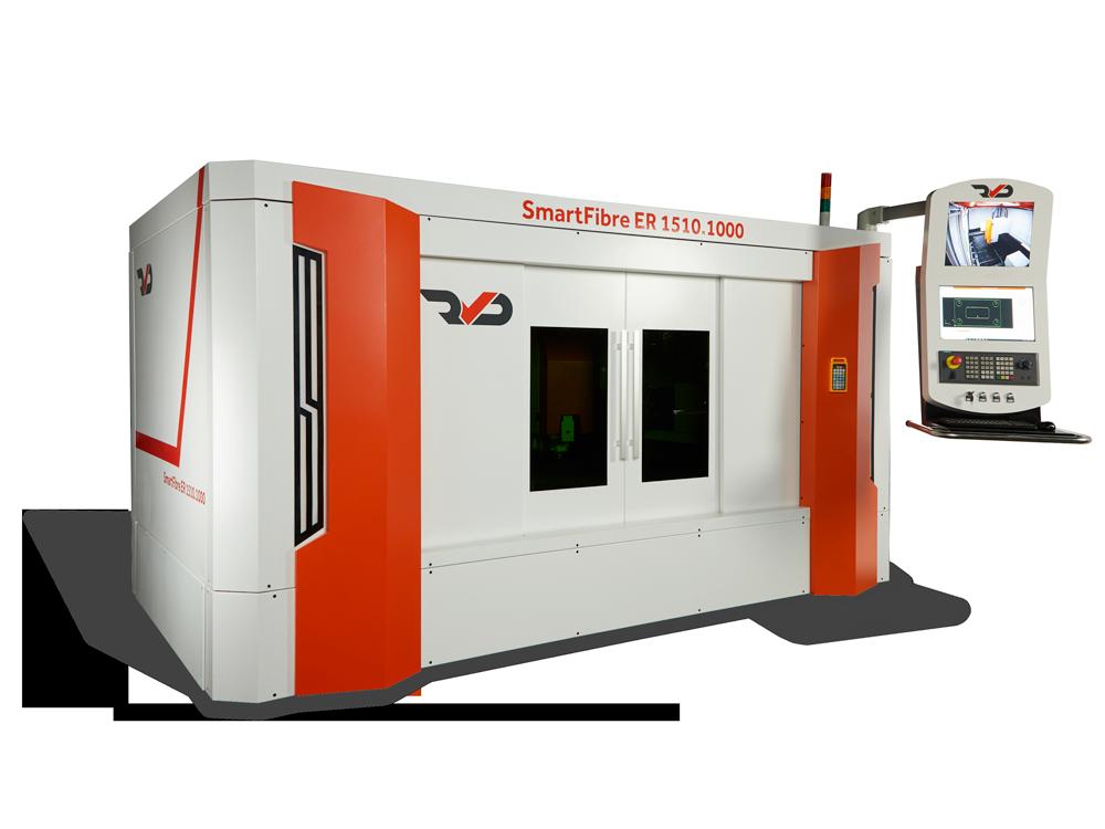 Compact Laser Cutting Machine SmartFibre ER